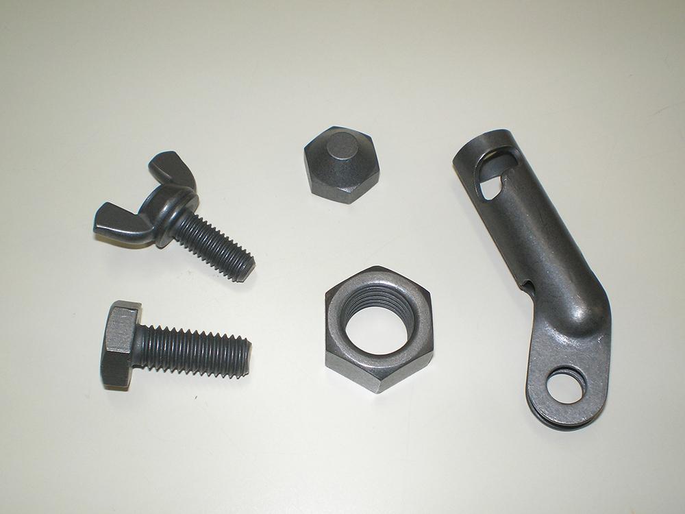 金属部品へのモリブデン処理